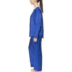 Traveler's Tree Travel Pyjama - Ropa de dormir Mujer - Women azul
